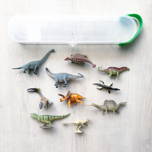 Collect A Box of Mini Dinosaurs 2