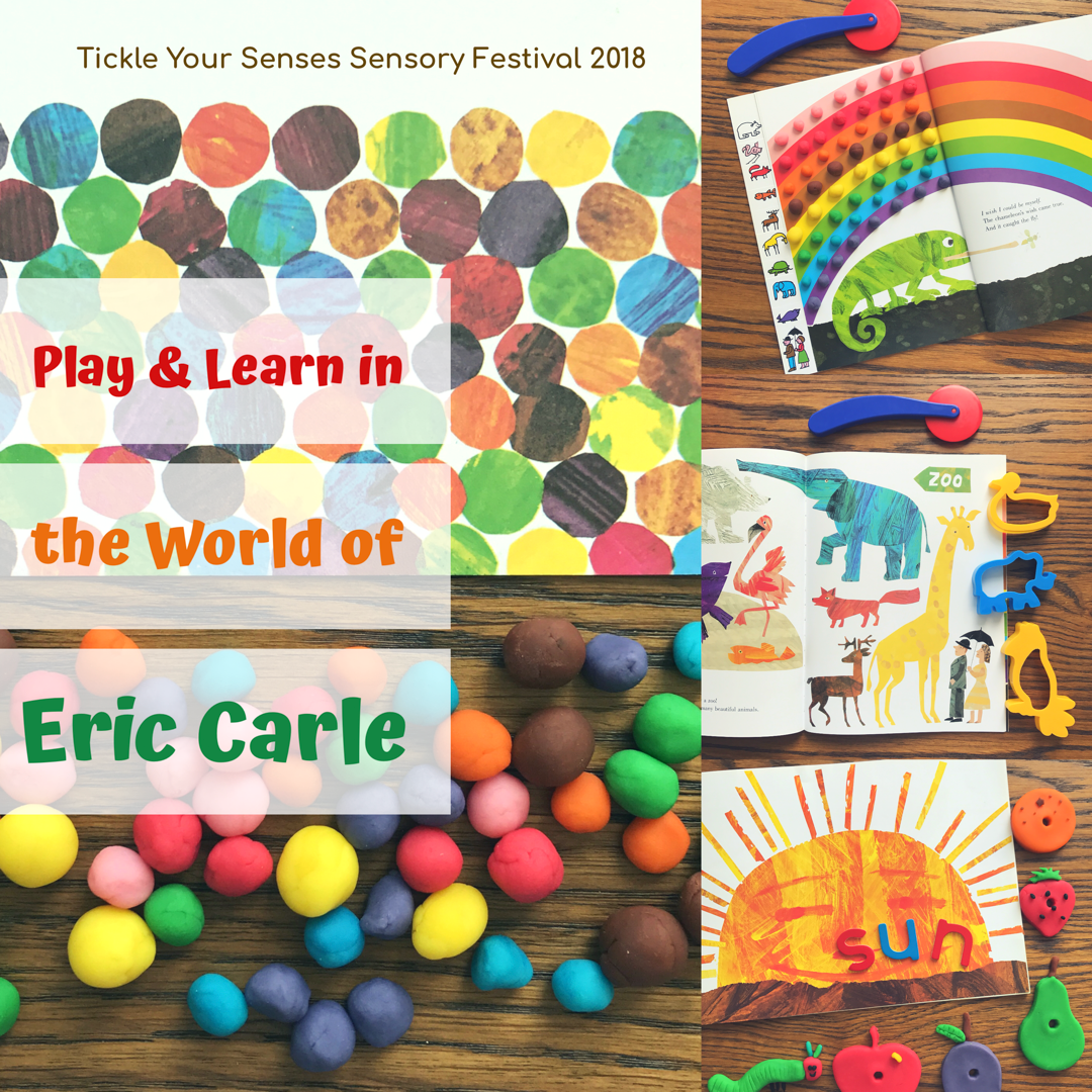 "TYS Sensory Play Festival 2018 - ""Into the World of Eric Carle"""