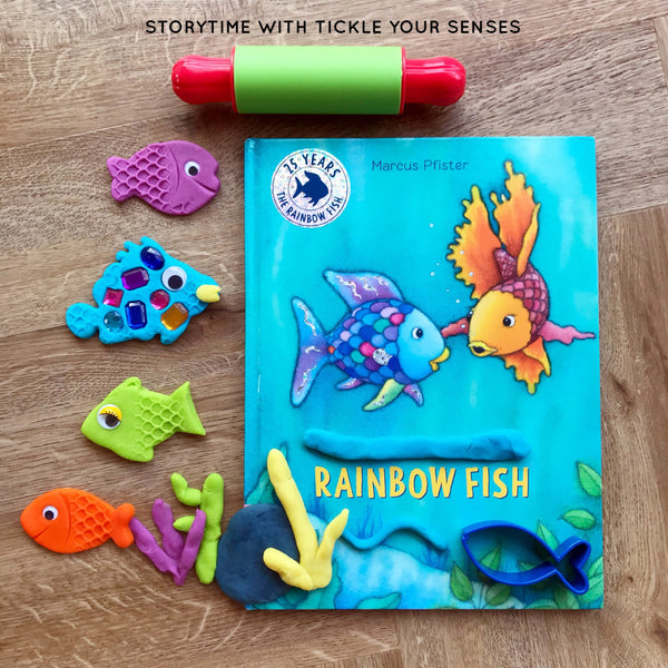 "Storytime at the Playfair - ""The Rainbow Fish"""