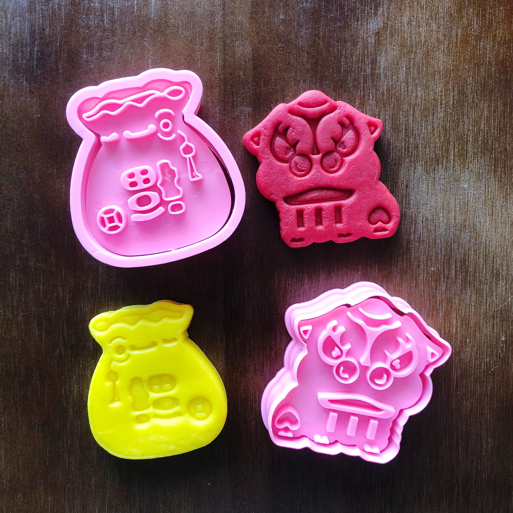 Chinese New Year Playdough Pack