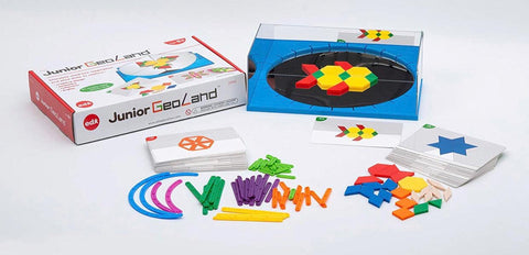 Junior Geoland Activity Set