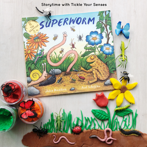 "NOVEMBER Storytime at Liliewoods Social - 'Superworm"" by Julia Donaldson 10 Nov"