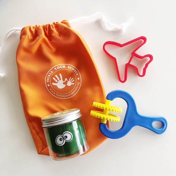 Limited Edition Travel Playdough Tote