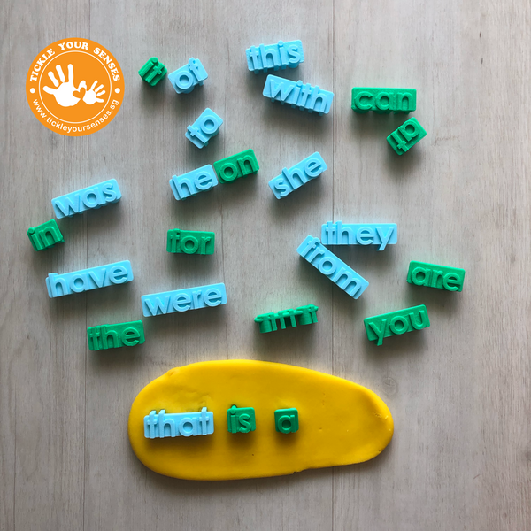 Sight Words Stamps - Pack 2
