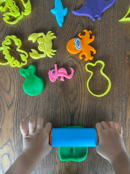 Under the Sea Playdough Kit