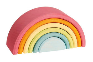 Grimms 6 piece Medium Rainbow (Pastel) *ETA Sept*