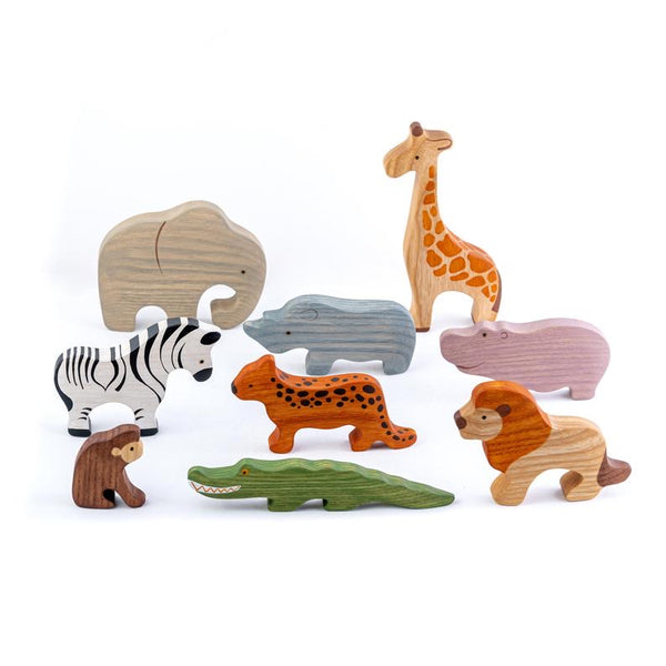 Mikheev African Animals Set of 6 or 9 *must-have set*