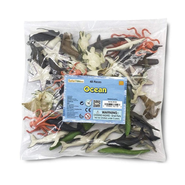Ocean Creatures BULK BAG *best seller*