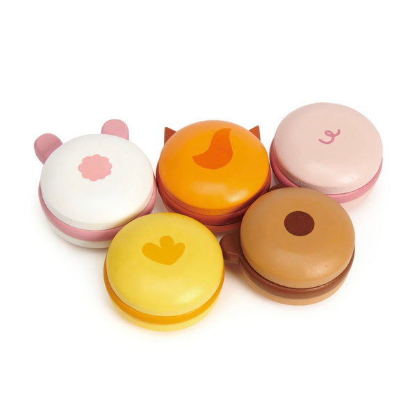 Animal Macarons *cute* double sided