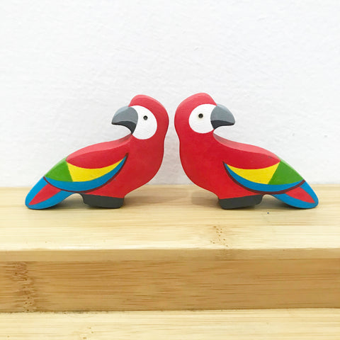 Mikheev Parrots *new in store*