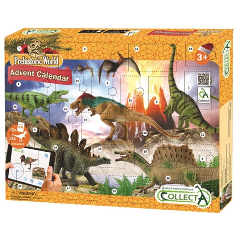 CollectA Dinosaurs Advent Calendar *new in 2020*