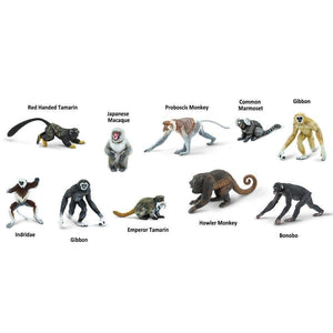 Primates Toob *very educational*