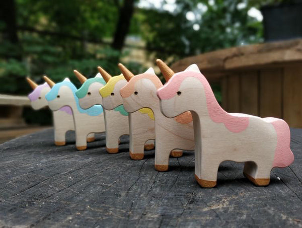 Rainbow Unicorn Babies *Exclusively designed for TYS*