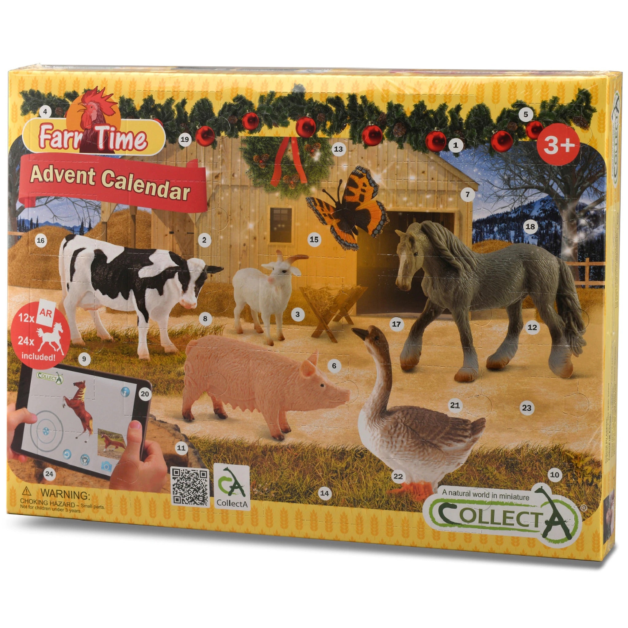 CollectA Farm & Horse Advent Calendar *new in 2020*