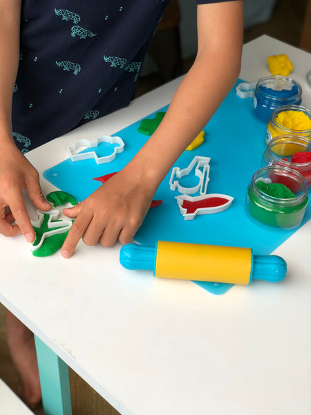 Zoom Special Vehicles Playdough Kit