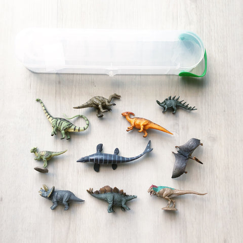 Collect A Box of Mini Dinosaurs 1