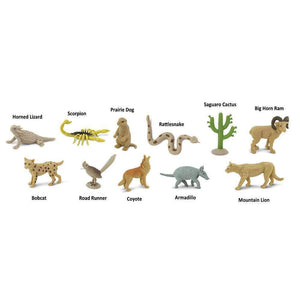 Desert Animals Toob *rare animals*