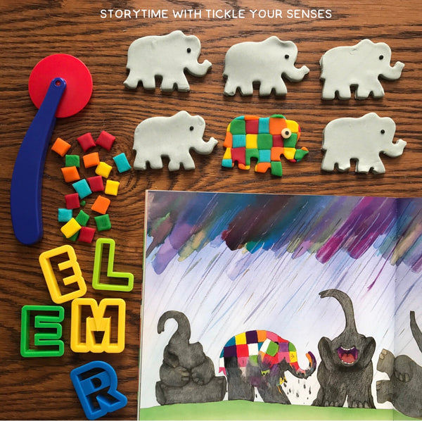 MAY Storytime at The Playfair - 'Elmer""