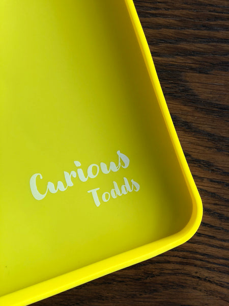 Curious Todds Sensory Play Mat *New Colours Available!*