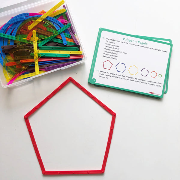 Geostix Math Concepts Learning Activity Set *educational*