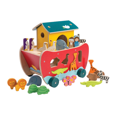 Noah's Ark Shape Sorter *Best Seller*