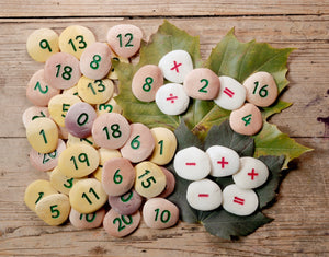Numbers Sum Building Pebbles (full set of 50)