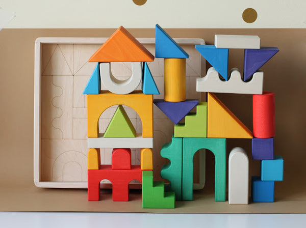 [4th Restock] Rainbow Candy House Building Set