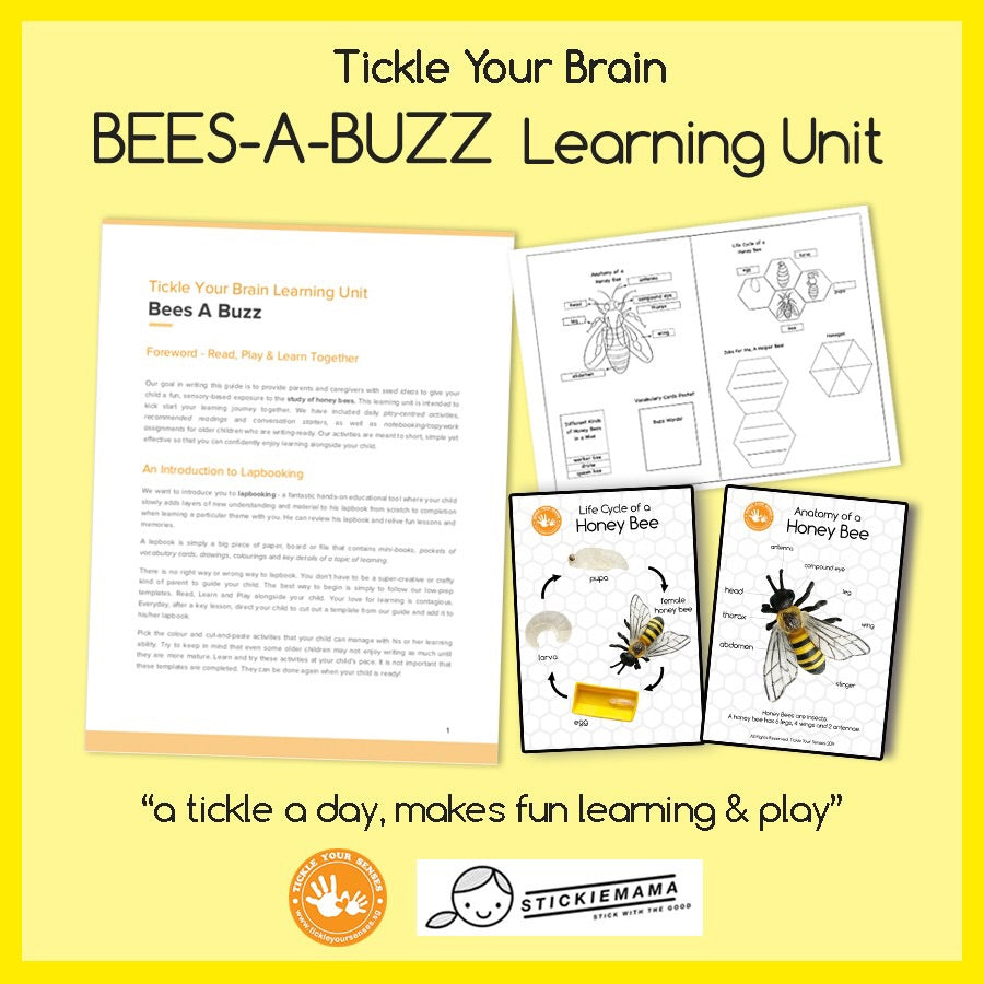 Bees a Buzz Learning Unit - PDF Download