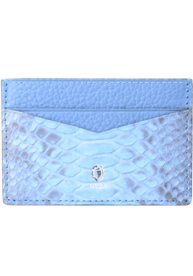 Jranter Real Python Skin Leather Card Holder