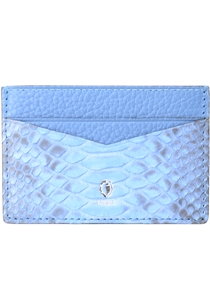 Jranter Real Python Skin Leather Card Holder - jranter
