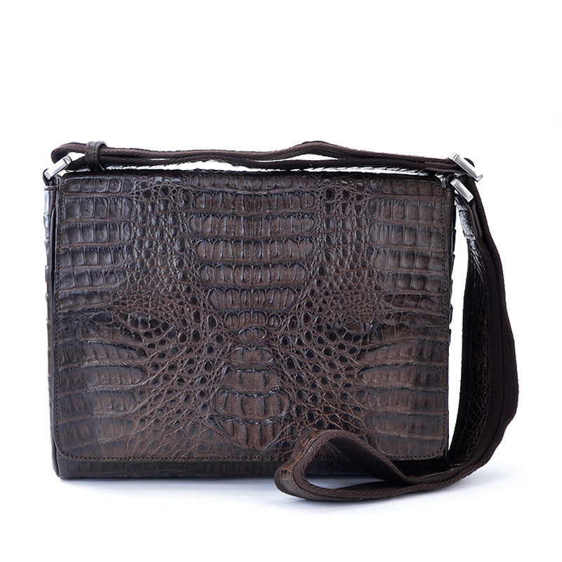 Croc Men Messenger Bag - jranter
