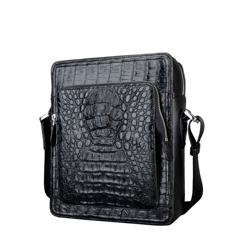 Men Crocodile Bag - jranter