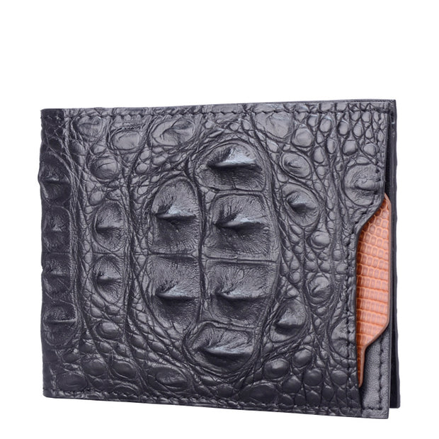Men Croc Wallet - jranter