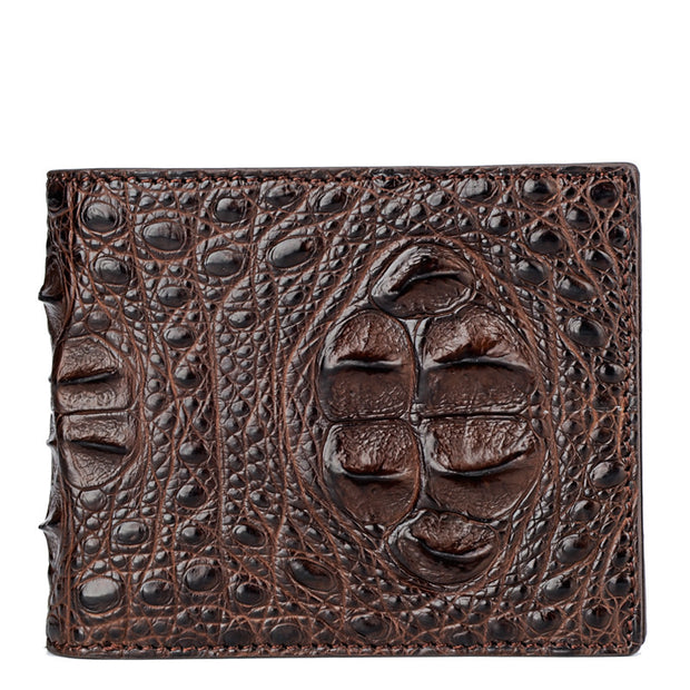 Men Crocodile Wallet