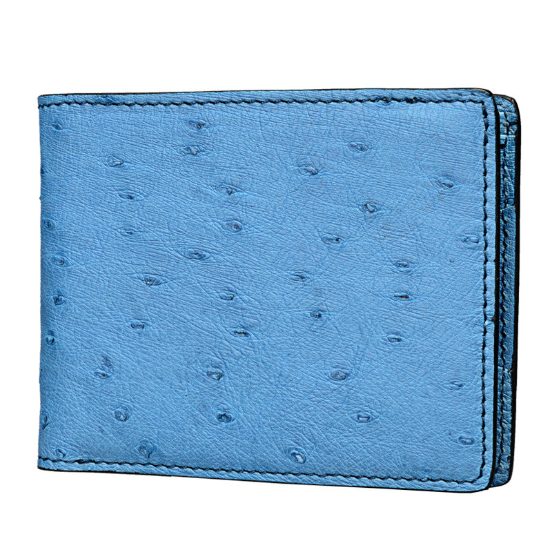 Real Ostrich Wallet - jranter