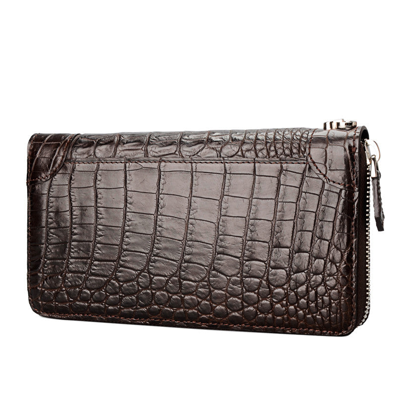 Croc Clutch Wallet - jranter