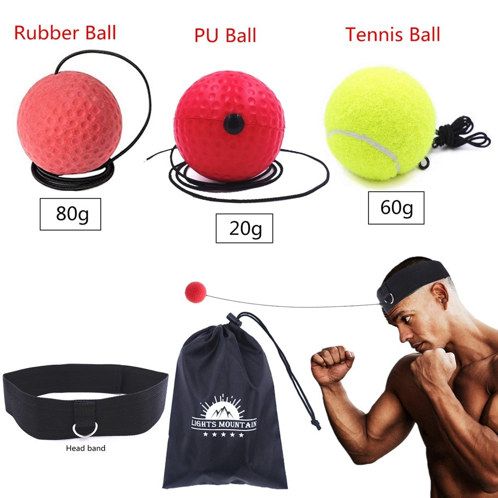 ReflexBall - Reflex Training Set