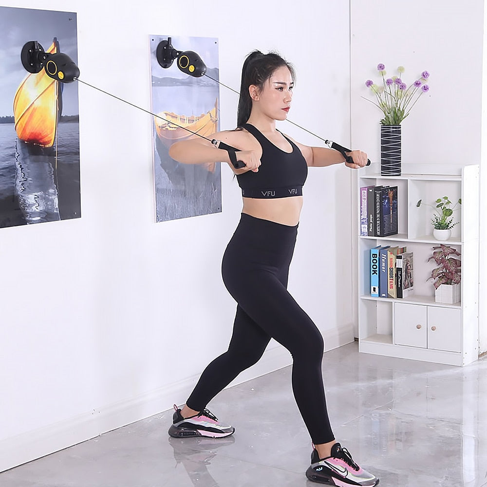 PullFit – Home Rope Trainer