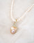 AAA Freshwater Baroque Pearl Necklace | Rose gold filled | Elegant