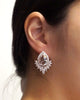 Fancy CZ Teardrop Jewelry Set