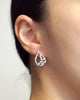 Raindrop Ear Studs Earrings