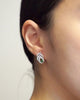 Feather Ear Studs Earrings
