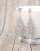 Tassel Chandelier Earrings