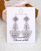Art Deco Queen Earrings