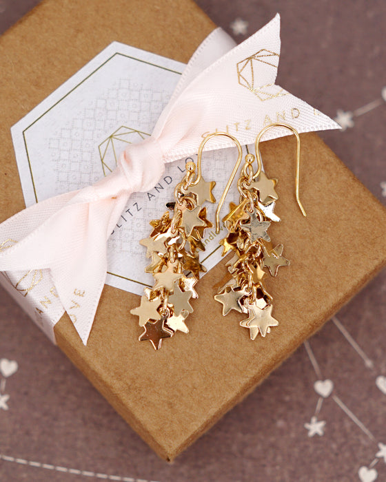 Thousands Stars Necklace