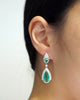 Trilliant Earrings