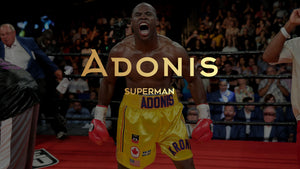 Adonis Superman Stevenson Official Store Website