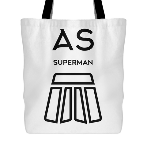 AS Superman | Tote Bag | Variants