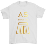 AS Superman | T-Shirt | GOLD