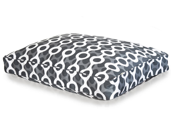 Biggs Cotton Twill Dog Bed (3 Sizes) – Charcoal